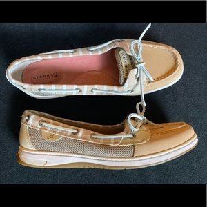 NEW! Sperry Top-Sider Angelfish Boat Shoes- Sz. 10